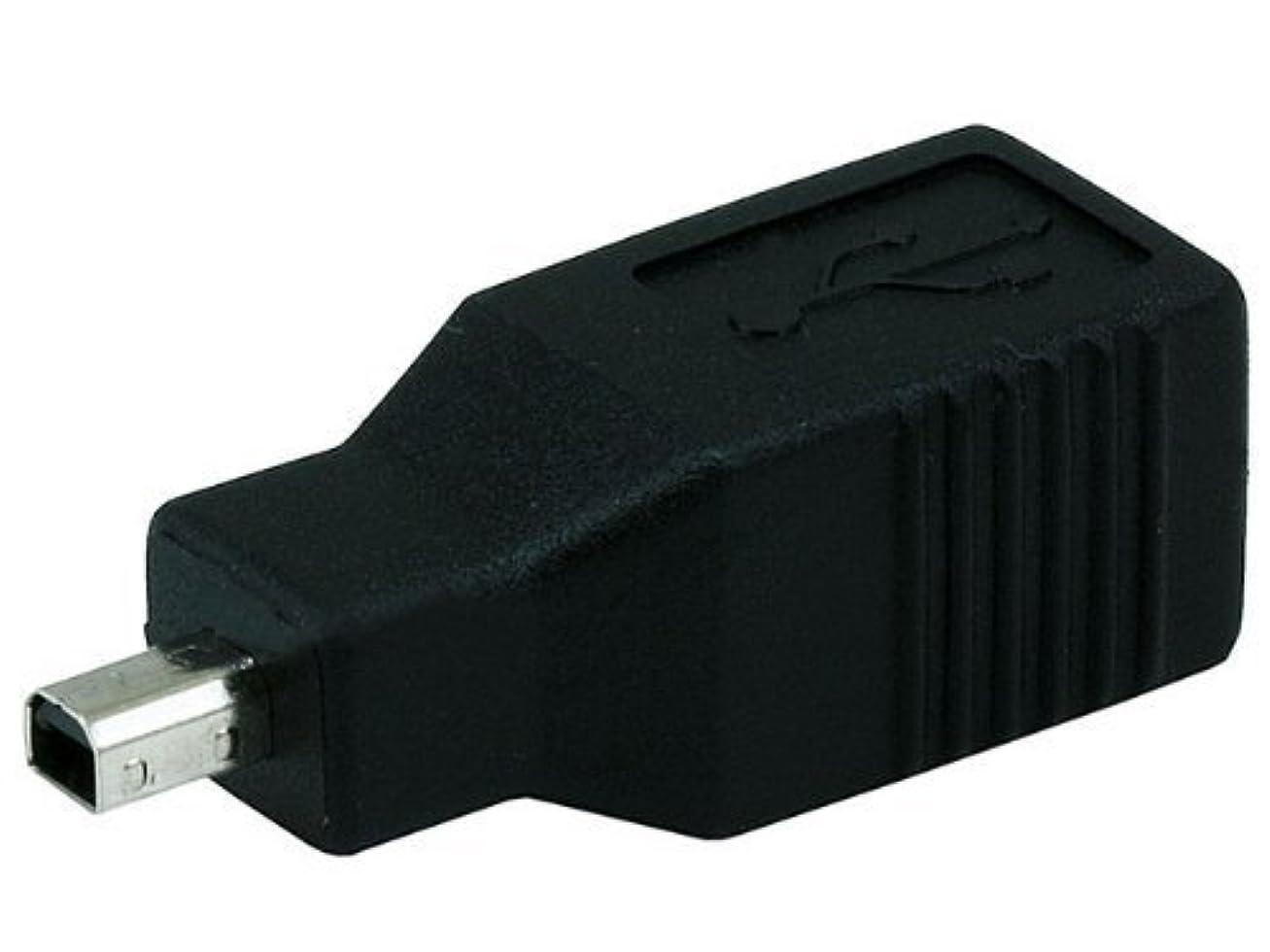 行く確執納税者Monoprice USB 2.0 B Female to Mini 4 pin (B4) Male Adapter (104815) [並行輸入品]