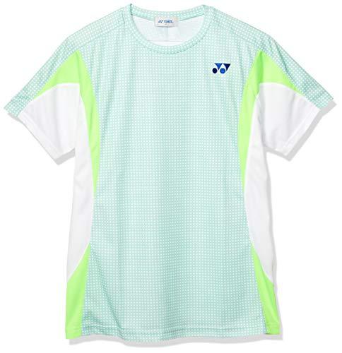 [ヨネックス] 半袖シャツ UNIゲームシャツ メンズ ミントブルー (526) 日本 S (日本サイズS相当)