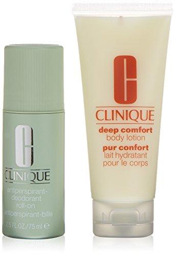 Clinique Deep Comfort Deo + Körperlotion - 1 Pack
