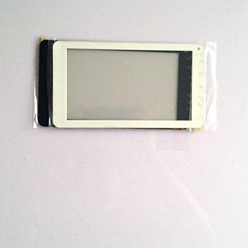 EUTOPING ® Weiße Farbe 7 Zoll Touchscreen - digitizer Alternative für Archos 70c Cobalt 70c Titanium 70 Neon+Plus