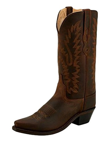 Old West Boots Taos Brown Apache 9