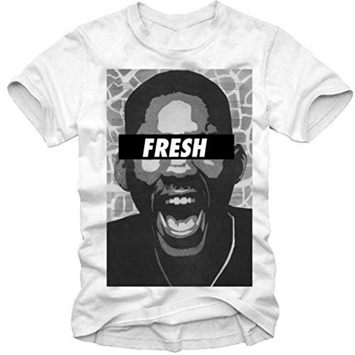 E1SYNDICATE T-Shirt Fresh Prince of BEL AIR Will Smith Hype