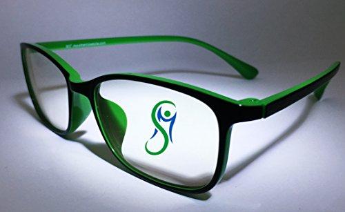 Gafas Fotocromática Anti luz azul (hasta al 40%) y UV (100%) con lentes Neutre anti deslumbramiento, anti radiación electromagnética para PC, Tablet, Smartphone, Gaming,TV