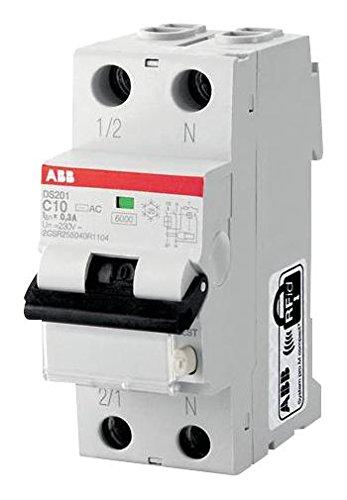 Interruttori–RCBO–Interruttore automatico RCBO 253VAC 10A–ds201b10a30