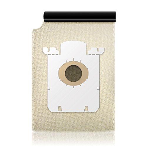 ✧WESSPER® Wiederverwendbarer Staubsaugerbeutel für PHILIPS POWERLIFE FC8453/91 (1 Stück, Tuch)