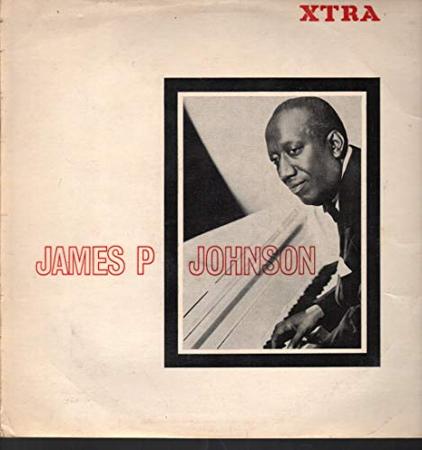 Johnson, James James P Johnson LP Xtra 1024 EX/VG 1960s as James P Johnson