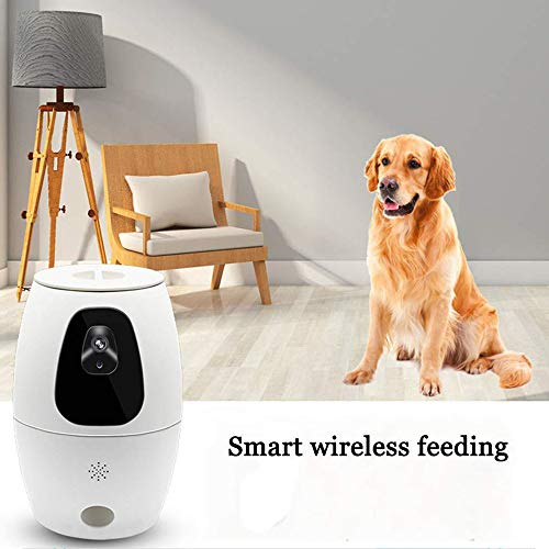 Home Camera 720p Indoor Surveillance Systeem, Beweging Alerts, Twee Weg Audio Android App