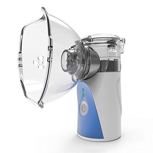 LTongx Inhalador portátil máquina de Mano de Vapor frío Mini Humidificador de...