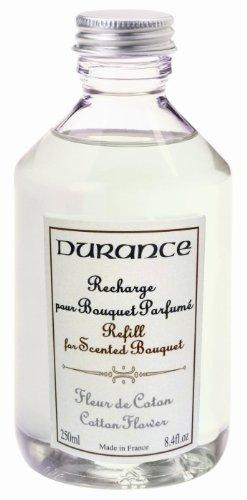 Durance en Provence - Bouquet Parfumé Baumwollblüte (Fleur de Coton) 250 ml Nachfüller