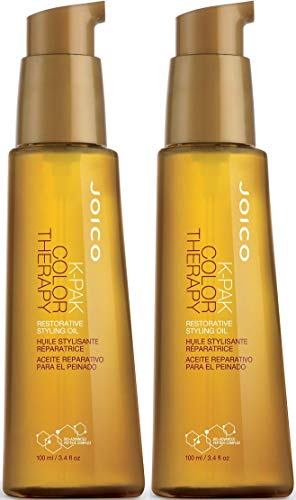 Joico K-PAK Color Therapy Restorative Styling Oil, 2 Count