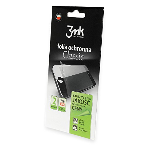 3MK F3MK_Classic_LGLFINO Klassische Bildschirmschutzfolie für LG L Fino (2-er Pack)