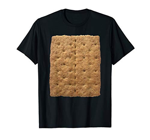 Graham Cracker Camping and Smores Group Halloween Costume T-Shirt