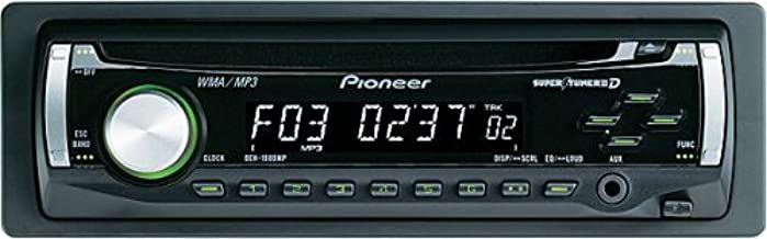 Pioneer DEH1900MP In-Dash CD-MP3-WMA Receiver