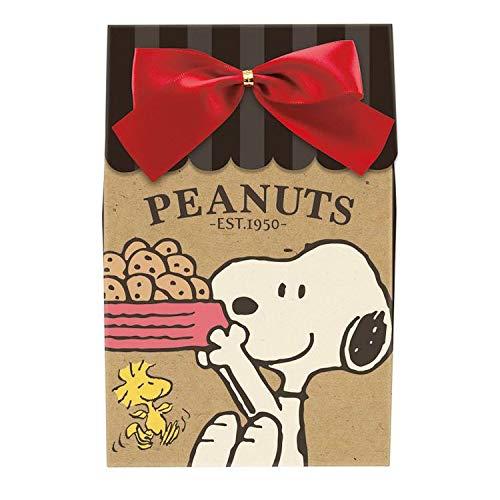 ハート スヌーピー クッキーBOX お菓子ギフト