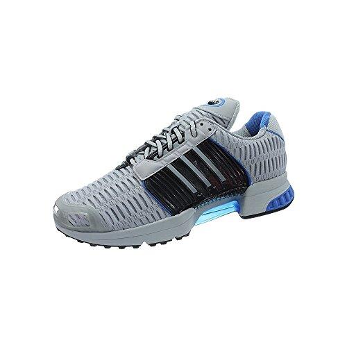 Adidas BB0539 Herren Training Schuhe, Mehrfarbig (Schwanrz/Grau/Blau),40