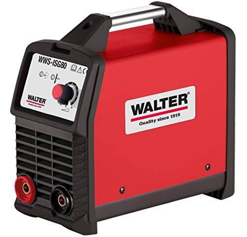 Walter Werkzeuge Tragbares Inverter Schweißgerät 80A