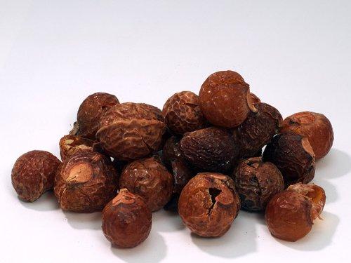 Ecoidées - Noix Rhita Fruit du Savonnier - Noix de Lavage Bio 1 Kg