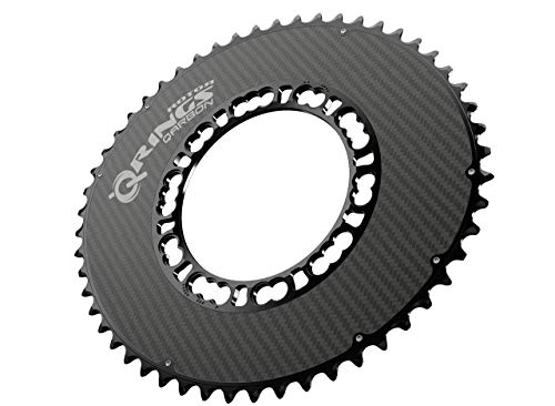 R ROTOR BIKE COMPONENTS Q Rings QARBON BCD110x5 Q52AT(36) Outer