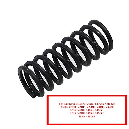 AUTOVIC A500 A518 A618 42RE 42RH 46RE 47RE 48RE Transmission 3-4 Accumulator Spring For Dodge Chrysler Jeep Dakota Durango Ram & Van Grand Cherokee Laredo