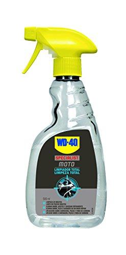 WD-40 Specialist Motorbike 34241 Limpiador total para moto , 500 ml