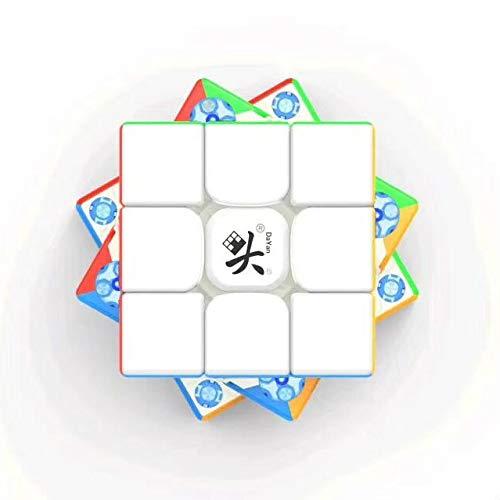Dayan TengYun Teng Yun V2 M Magnetic V2 Version Magic Cube 3x3x3, Stickerless