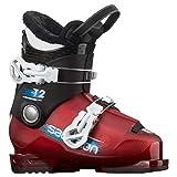 SALOMON(サロモン) スキー ブーツ T2 RT(ティーツー RT) L41179500 18 BLACK/Red/White