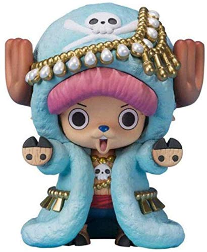 MNZBZ Anime Figur Modell Spielzeug Tamashii Nations Fig rts Sammlung Figur - Tony Tony Chopper -ONE Piece 20th Anniversary ver.- ONE Piece
