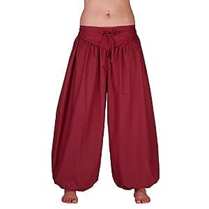 Leucht-Welten Pantalones anchos para mujer | DeHippies.com