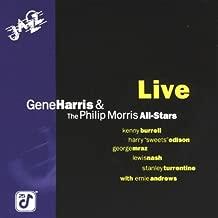 Gene Harris & The Philip Morris All-Stars: Live