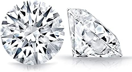 GIA Certified Natural Diamond 0.50Ct. [Alternative dealer] Round loos Large special price VS2 M Brilliant