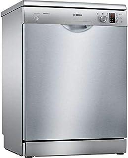 Bosch Serie 2 SMS25DI05E lavavajilla Independiente 13 cubiertos A++ - Lavavajillas (Independiente, Acero inoxidable, Tamaño completo (60 cm), Acero inoxidable, Botones, Giratorio, 1,75 m)