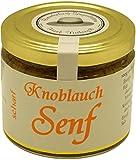 Brandenburg-Spezialitäten Frank Freiberg - Knoblauch-Senf, 120 ml