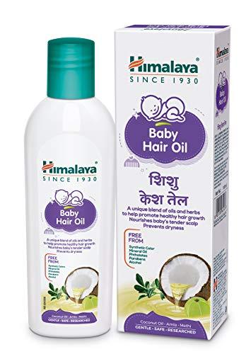 Himalaya Baby Hair Oil 200 ml(1 Count)