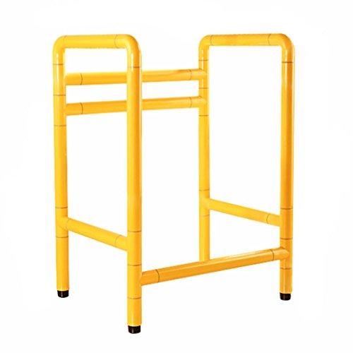 Hairong Badkamer Booster Armsteun Plank Toilet Hek Ouderen Gehandicapten Zwangere Vrouwen Potty Handrail Thuis Toegankelijk Anti-slip Veiligheidssteun Handvat,50.5 * 40 * 70cm Beveiliging