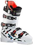 Rossignol Hero World Cup Zj+ Botas de esquí, Adultos Unisex, White, 23.5