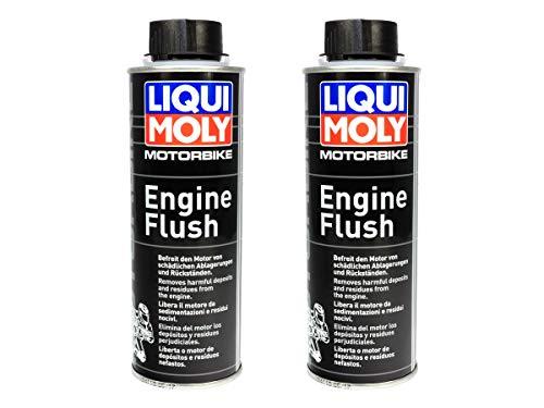 LIQUI MOLY Motorbike Engine Flush 2 Stück á 250 ml