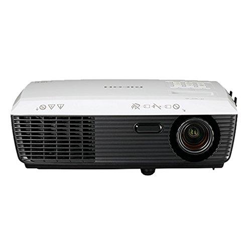 Ricoh PJX2340 - Videoproyector (HDMI, XGA, 1024x768, 3000 lumens, 2200:1), Color Gris