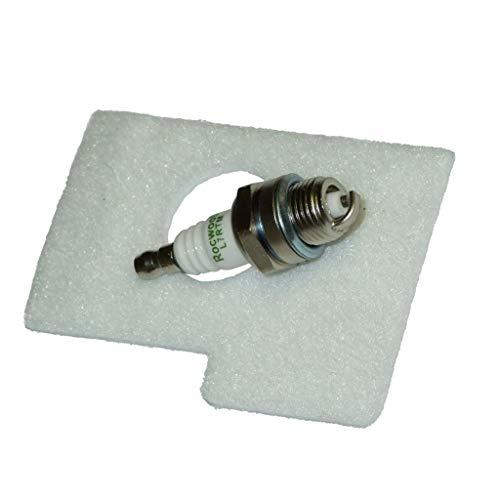 Luftfilter Zündkerze Reparatur Set, Passend für Stihl 017 018 MS170 MS180