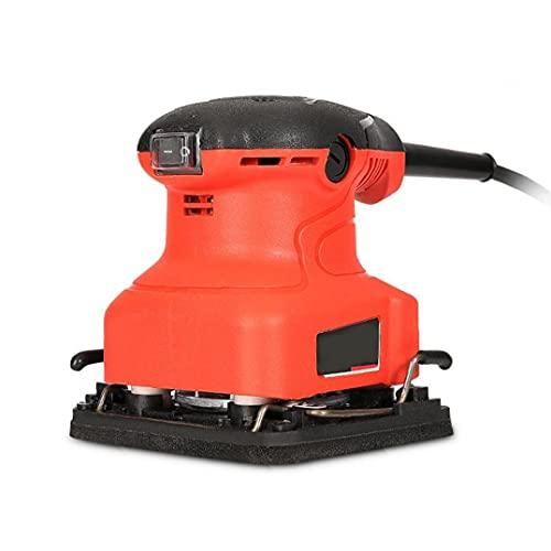 Máquina pulidora, lijadora de alta rotación de rotación, máquina de papel de pulido Máquina de papel de lija para decoración del hogar DIY, etc. Modelo 4510
