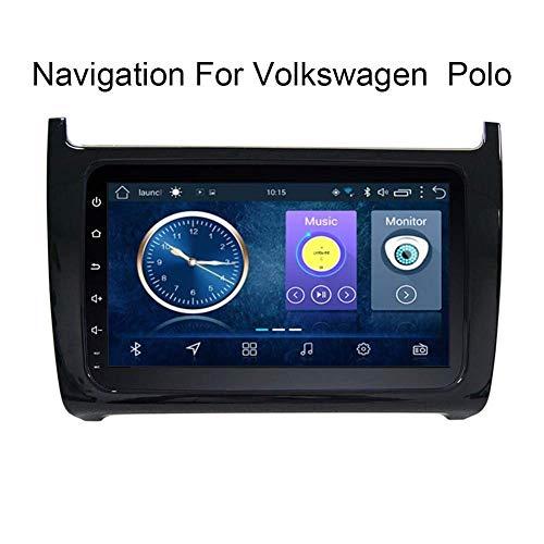 para Volkswagen Polo 2011-2016 9 estéreo Pulgadas de Coches Sistema de navegación...