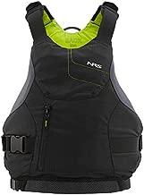 NRS Ion Kayak Lifejacket (PFD)-Black-L/XL
