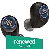 JBL FREEXBLK Free X Wireless in-Ear Headphones - (JBLFREEXBLKBT) Black (Renewed)