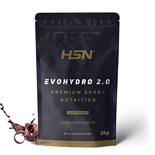 Proteína Hidrolizada de Suero de HSN Evohydro 2.0 | Hydro Whey | A...