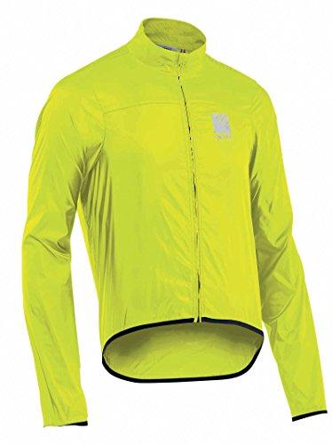 Northwave Breeze 2 Fahrrad Regenjacke gelb 2022: Größe: XXL (54)