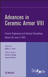 Advances in Ceramic Armor VIII
