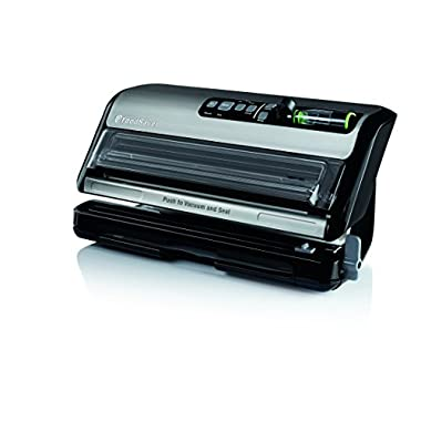 FoodSaver Vacuum Sealer FM5200 2-in-1 System Plus Starter Kit