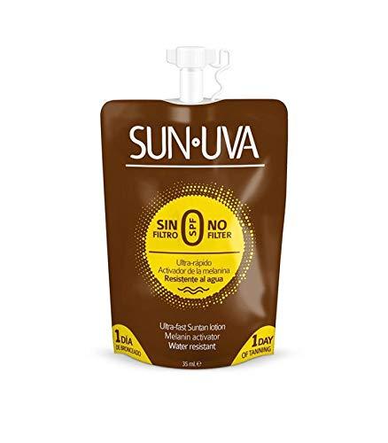 SUN UVA sin FPS Activador de la Melanina 35ml
