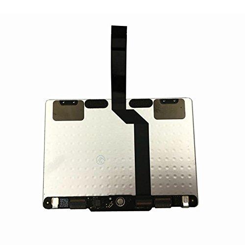OLVINS (593-1657 Trackpad + Trackpad Flex Cable de repuesto para Apple MacBook Pro Retina 13