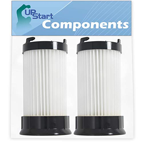 2-Pack DCF-4 DCF-18 Filter Replacement for Eureka 4703D Boss Power Plus Vacuum Cleaner - Compatible with Eureka DCF-4 DCF-18 HEPA Dust Cup Filter