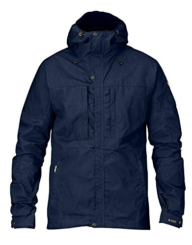 FJÄLLRÄVEN Skogsö Jacket M Veste de Sport Homme, Dark Navy, FR : M (Taille Fabricant : M)
